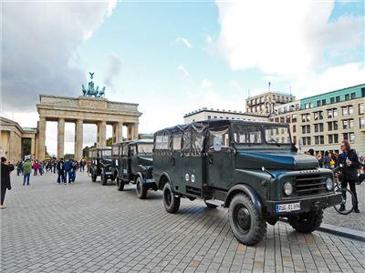 Jeep-Safari Berlin 1 Stunde