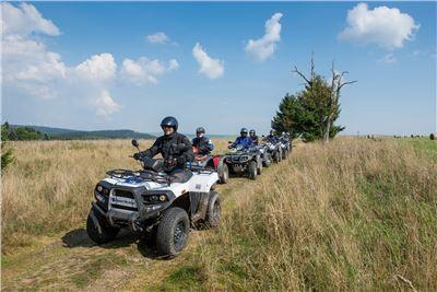 Quad Tour Erzgebirge