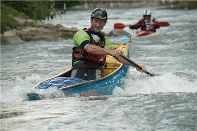 Wildwasser Coaching OpenCanoe