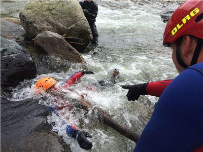 Wildwasser-Rettungs-Kurs (Swiftwater Rescue)