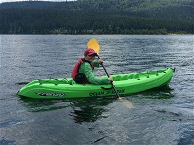 Wassersporttag für  Schulkassen