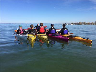 Ausbildung zum Seekajak-Instructor Level 2