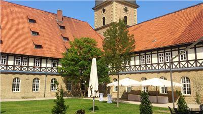 Kloster Wöltingerode-Kunsthandwerkermarkt
