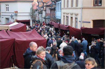 Lüneburg - historischer Weihnachtsmarkt