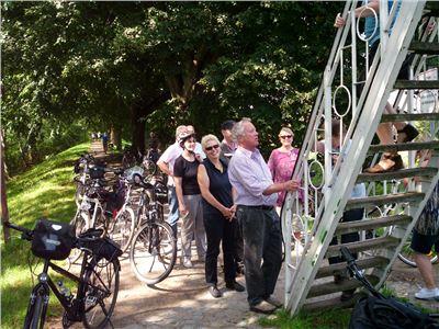 Radtouren ins Hamburger Umland