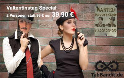 Valentin Special The Target Gutschein für 2 Personen