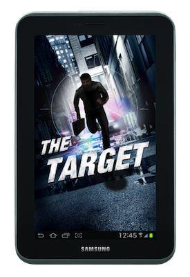 Sonderangebot The Target als Junggesellenabschied