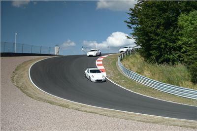 AvD Track Day auf der Rennstrecke Bilster Berg