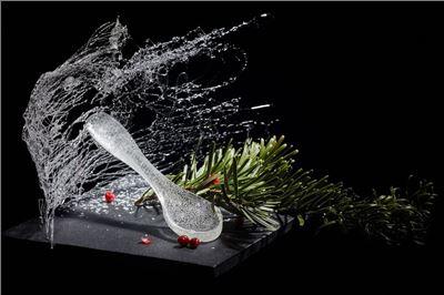 Molekularer Kochkurs für Weihnachtliche Dessertvariationen