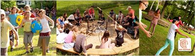 Wandertage und kreative Projekttage mit Schulklassen