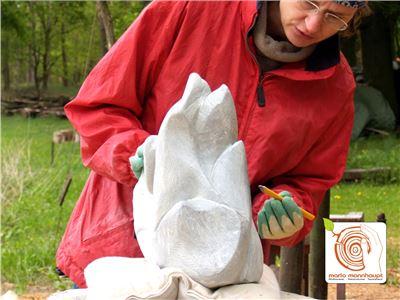 3 Tage - Bildhauerkurs mit Speckstein