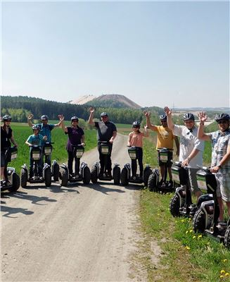 große Monte Kaolino Offroad Tour