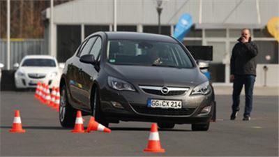 Opel Fahrertraining