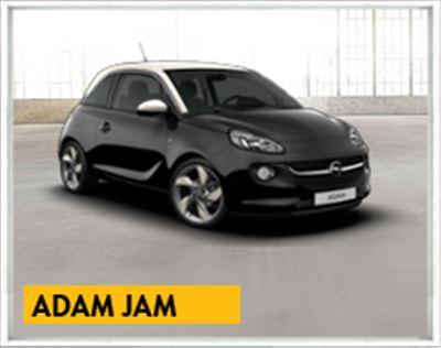 Kopie von Opel ADAM SLAM