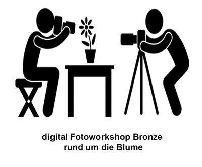 HP Foto Coaching Digital-Bronze Blume