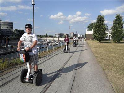 SEGWAY-Tour Duisburg