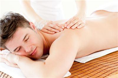 Rücken Massage Intensiv ca. 60 Min.