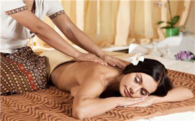 Rücken - Massage ca. 25 Minuten
