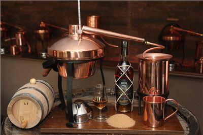 Rum selbst machen als Hobby - großes Rum-Seminar VILS