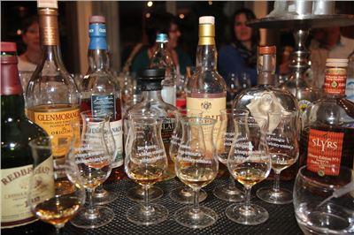 Whisky-Tasting im Allgäu