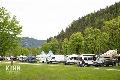 Das Allein Reisende Camper Van Summit Meeting XL Paket für 3 Nächte Do-So