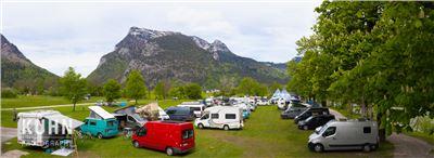 Camper Van Summit Meeting XXL Paket 4 Nächte Mi-So