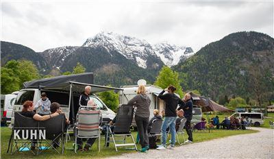 Camper Van Summit Meeting L Paket 2 Nächte Fr-So inkl. Stellplatz, Personen und...