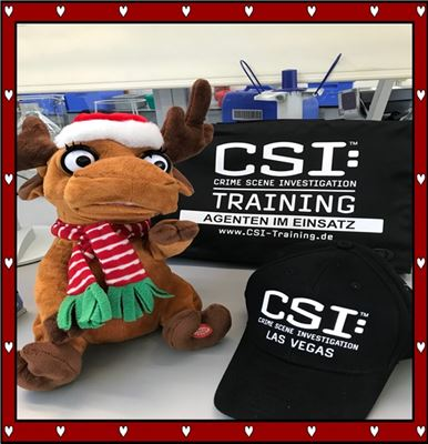 CSI: Training Geschenke Bundle