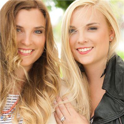 Freundinnen Beautyshooting