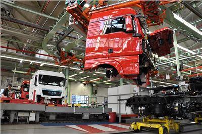 Werksbesichtigung MAN Truck & Bus AG Salzgitter Premium Tour