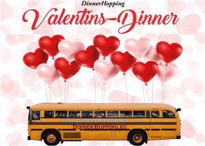 Valentinstag DinnerHopping LiveAct