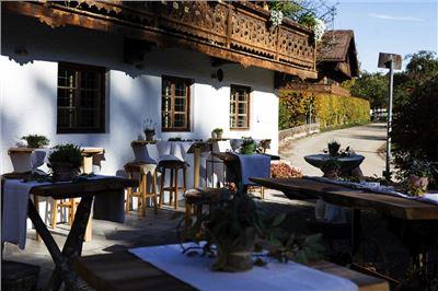 ...in Bad Heilbrunn im Gasthof Ramsau
