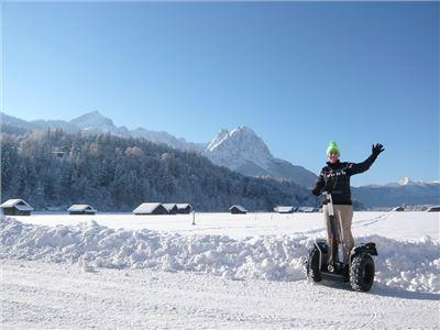 Winterzauber SEGWAY-Tour