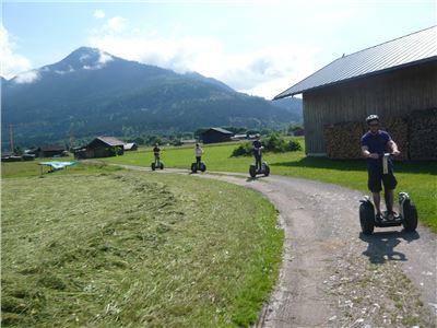SEGWAY-Tour Garmisch erleben in 120 Min...
