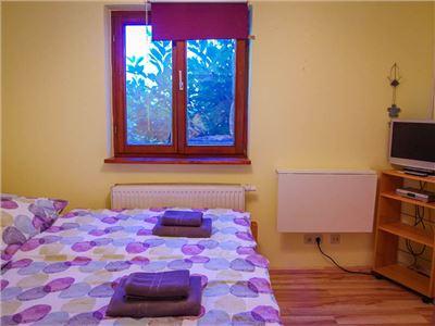 1 Zimmer App (EG rechts) mit Bad und Kochecke