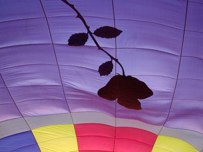 """Ballonfahrt für zwei """"Romantik exklusiv"""""""