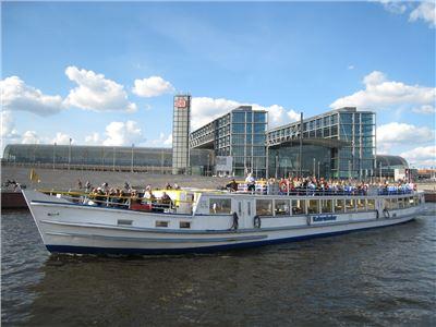 Berlin Quicky mit Boot