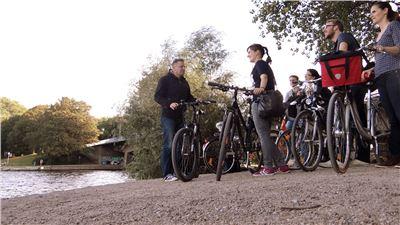 """Alster Radtour- """"Kleine Stadtflucht"""""""