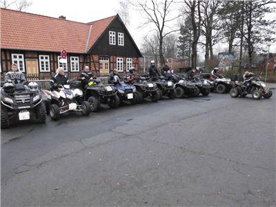 Quad Tour Hannover
