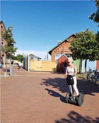 Segway open rental 60 Minuten Heiligenhafen