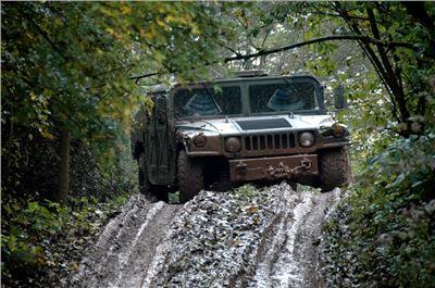 Hummer H1  Offroad für 60 Min