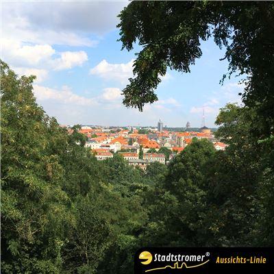 Aussichts-Linie (Segway-Tour in Leipzig)