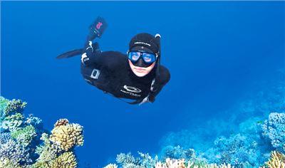 Freediving Kurs SSI  Level 1