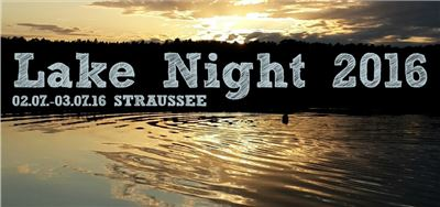 Lake Night am Straussee