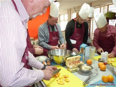 Kochkurs Männer kochen in Dresden