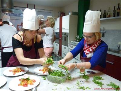 Kochkurs spanischer Abend in Dresden