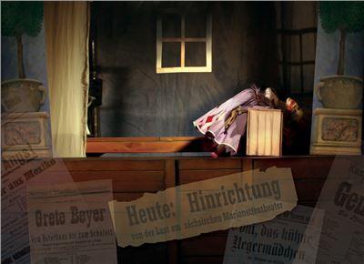 Heute: Genoveva! oder: von der Lust am Marionettentheater