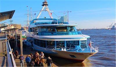 1-stündige Hafenrundfahrt
