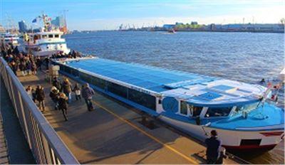 2-stündige XXL Hafenrundfahrt
