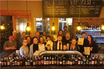 Junior BeerJudge und Qualified Beer Judge im Bundle